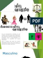 Roles de Genero