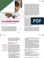 27_La Relacion Tutora y La Mejora Del Aprendizaje INEE