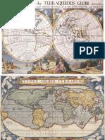 Antique Maps - 2