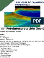 Cap. 3 Fotointerpretacion Geologica