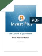 Invest Plus User Manual