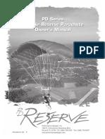 Reserve Manual