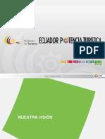 Presentación Ecuador Potencia Turistica - All You Need