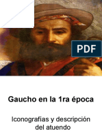 Gaucho 1ra Epoca