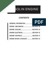 Manual de Servicio Rodius/Stavic