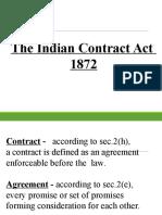 Indiancontract-Act-1872
