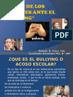 Bullying Docentes