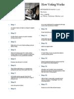 Parody Analysis Worksheet
