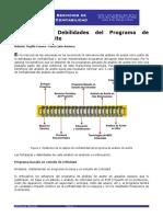 Fortalezas y Debilidades Del Programa de Analisis de Aceite