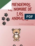 Aprendemos Los ANIMALES Con Este Divertido Robaletras