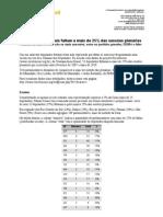 55 deputados federais faltam a mais de 25% das sessões plenárias