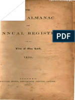 Ceylon-Almanac-And-Annual-register 1856 -William Skeen, Government Printer, Colombo Ceylon