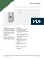 Catalogue Sheet 7SN71