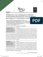 Arriaga_El Diagnóstico Como Estrategia