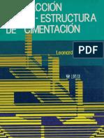 LEONARDO ZEEVAERT Interacción Suelo-estructura de Cimentación