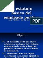 03[1].El Estatuto Basico Del Empleado Publico
