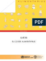 CODEX Alimentarius