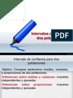 Macedule_Intervalos Confianza Dos Poblaciones Actualizado