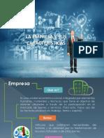 04-La Empresa y Sus Caracteristicas
