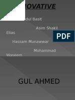 109731814-Gul-Ahmed.pptx