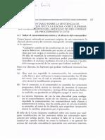 Jurisprudencia Silencio Civil y Administrativo