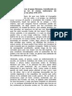 Carta de Jerónimo Al Papa Dámaso