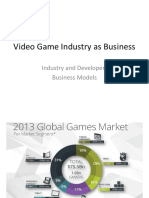 Business Models in Video Game Industry Autum2014