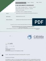 Manual Del Plan de Prevencion de Daños  Calidda