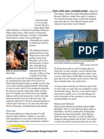 BioGas - Biomass Energy Backgrounder (Www.re-energy.ca)