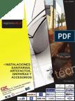 Compendio Instalaciones Sanitarias Artefactos Griferias y Accesorios