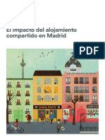 Airbnb Estudio Impacto Econymico en Madrid