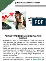 Clase 4 Administración de Las Cuentas Por Cobrar