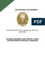 Sistema Detector de Caidas