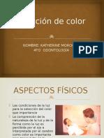 Selección de Color