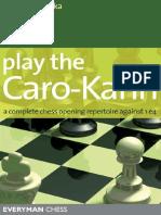 1houska Jovanka Play the Caro Kann