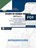 Diseño de Equipo Térmico-Metodología de Diseño