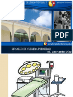 Cirugia Segura IE. Leonardo Diaz