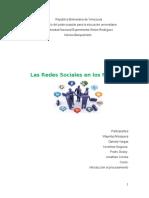 Las Redes Sociales en Los Negocios