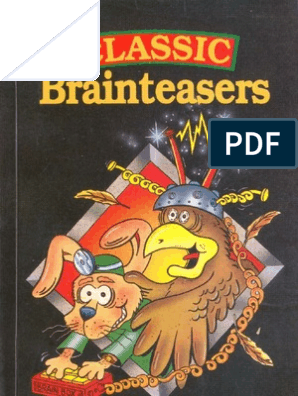 Classic Brainteasers - Martin Gardener   Patchwork   Moon