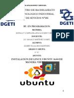 Manual Instalacion de Linux Ubuntu 16.04