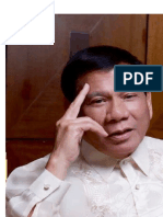 Pres Duterte Picture Classroom Display