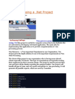 VISA Processing Projects