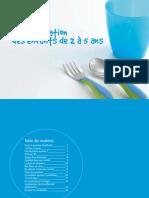 Guide d'Alimentation Pour Votre Enfant
