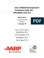 The Economics of Medicaid Expansion1