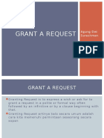 Grant a Request