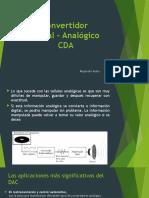 Convertidor Digital Analogo