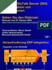 BizTalk Server 2004 ERP Integration