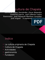 La Cultura de Chapala