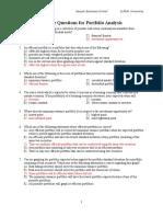 Review of Portfolio Analysis.docx