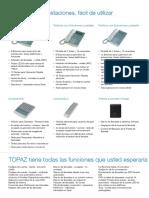 Catalogo Nec Topaz